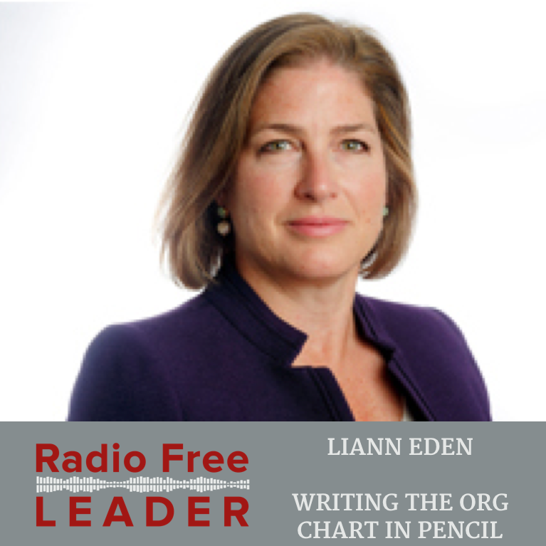 0710 | Writing the Org Chart in Pencil with Liann Eden