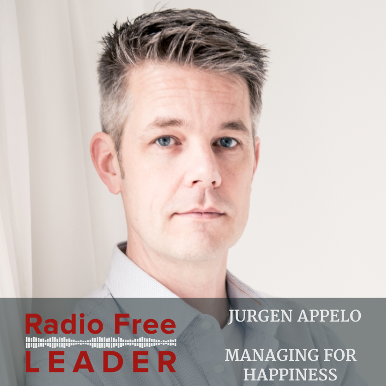 Managing for Happiness with Jurgen Appelo